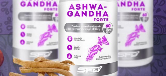 Więcej testosteronu dzięki suplementacji Ashwagandhy. Badania naukowe