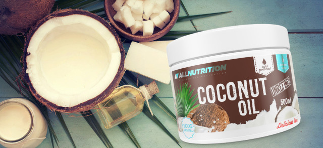 W czym olej kokosowy jest lepszy?
