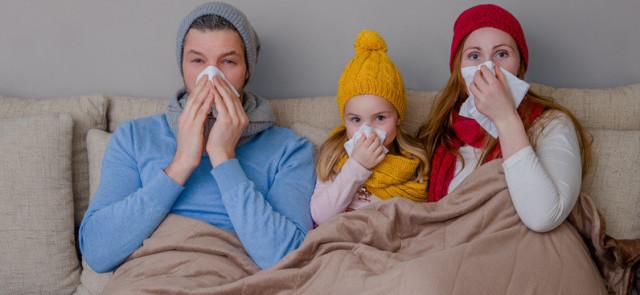Co jeść by nie chorować zimą?