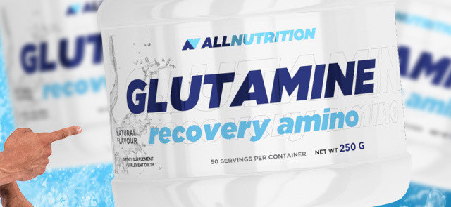 Glutamina - suplement, który regeneruje i leczy!