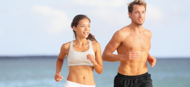 Trening cardio powoduje wzrost hormonu wzrostu i odmładza!