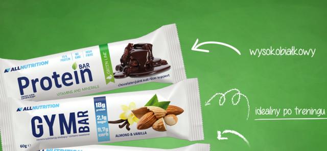 Czy warto kupować batony proteinowe?