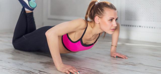 Czy kobiety mogą mieć mięśnie jak mężczyźni?