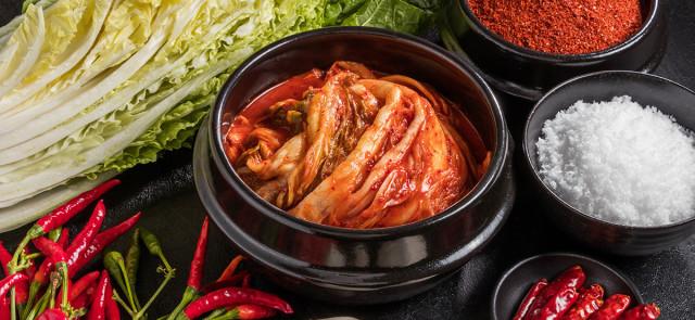 Lubisz kiszoną kapustę? Kimchi Cie oczaruje!