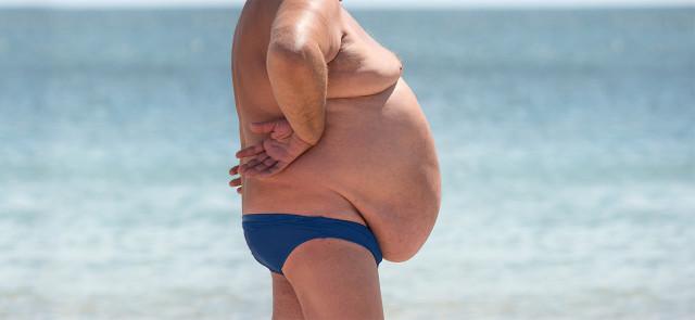 Niebezpieczna otyłość brzuszna!