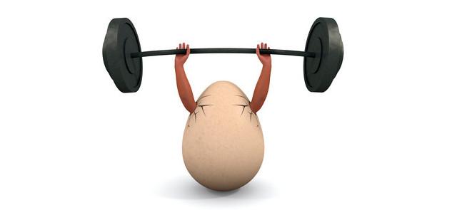 Mity żywieniowe: Mit 4 - Żółtka jajka to zło!