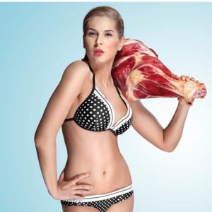 Mity żywieniowe: Mit 5 - Warto zrezygnować w mięsa!