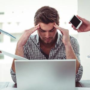 Unikanie stresu pomaga  zapobiegać infekcjom wirusowym!