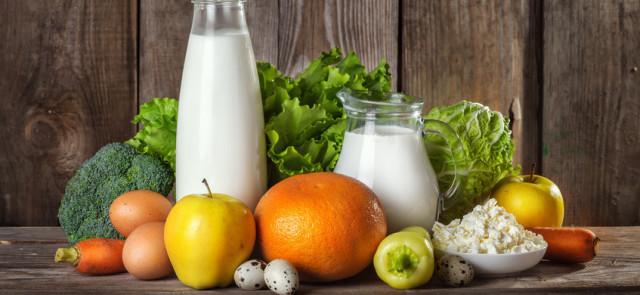 Im bardziej różnorodna dieta, tym dłuższe życie