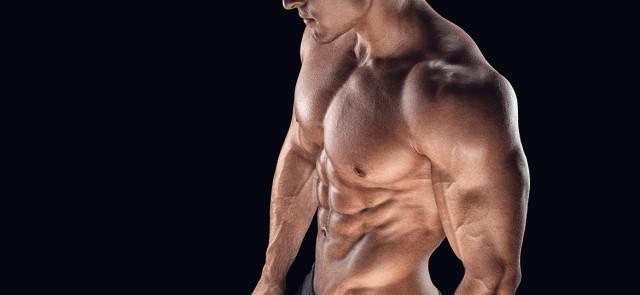 Jak uwidocznić górną część klatki piersiowej?