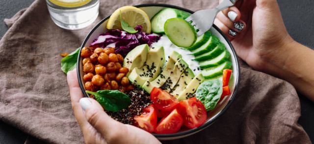 Dieta 2400 kcal - przykładowy jadłospis