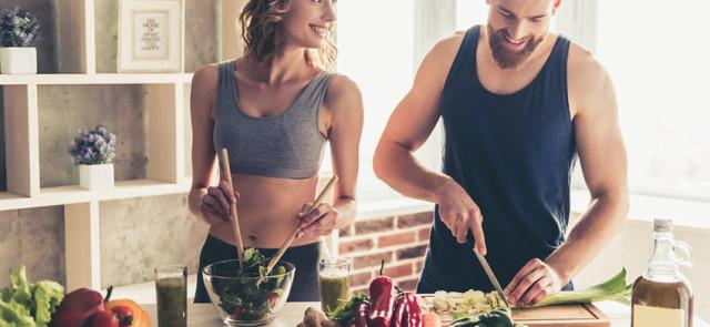 Dieta 2100 kcal - przykładowy jadłospis