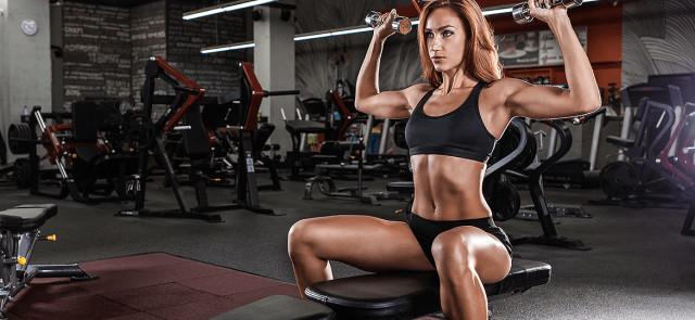 Efektywny trening siłowy kobiet - fakty i mity!