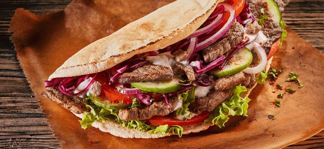 Czy kebab jest zdrowy?