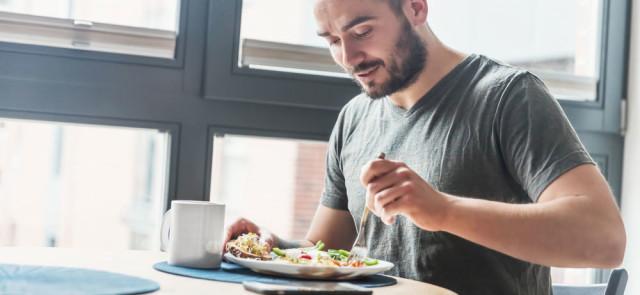 Dieta na masę dla mężczyzny 80 kg