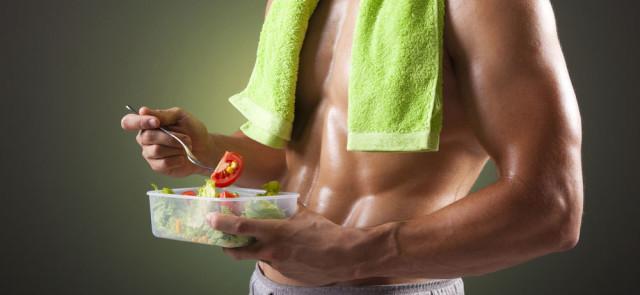 Dieta na masę dla mężczyzny 90 kg
