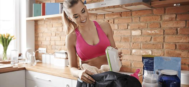 Co najlepiej zjeść po treningu siłowym?