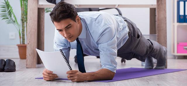 Czy szef, któryregularnie trenuje, jest bardziej przyjaznym szefem?