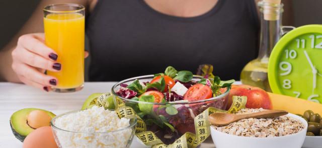 Dieta redukcyjna dla dziewczyny 70 kg