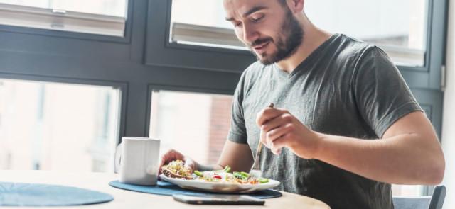 Dieta dla za szczupłych - jak przytyć w tydzień?