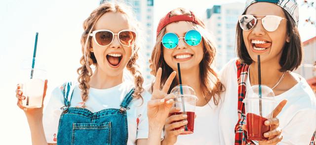 Czy słodzone napoje mogą powodować agresję wśród nastolatków?
