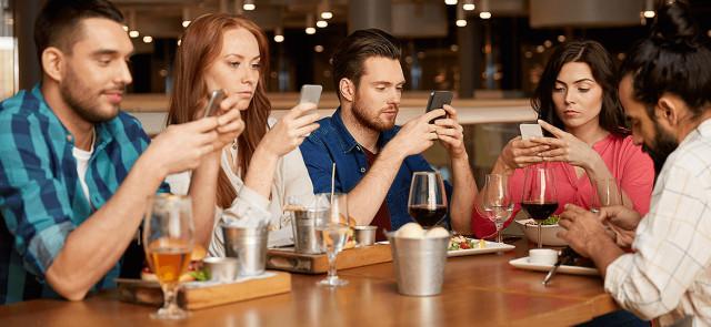 Nomofobia - uzależnienie od smartfonów