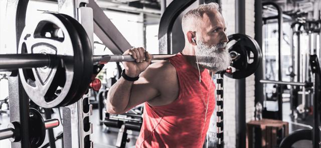 Siłownia dla osób po 60-tym roku życia - czy to ma sens?