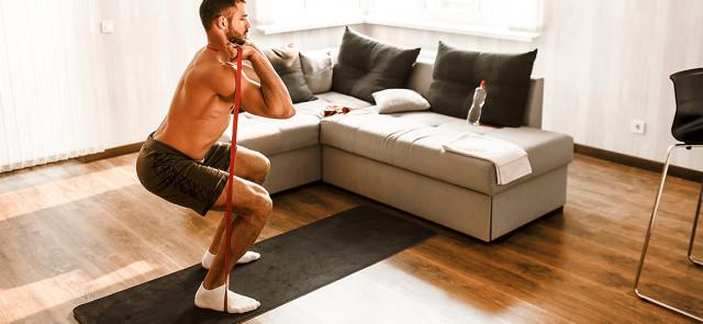 Jak trenować nogi w domu?