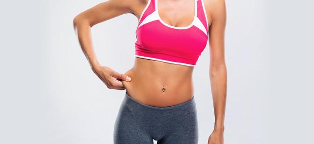 Jak zgubić brzuch?