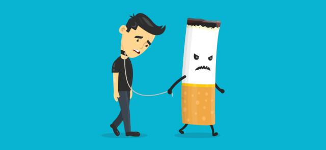 Czy nikotyna pomaga rozsiewać raka?