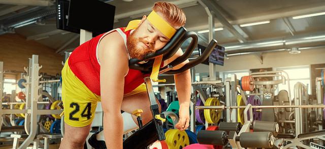 Najbardziej denerwujące osoby na siłowni