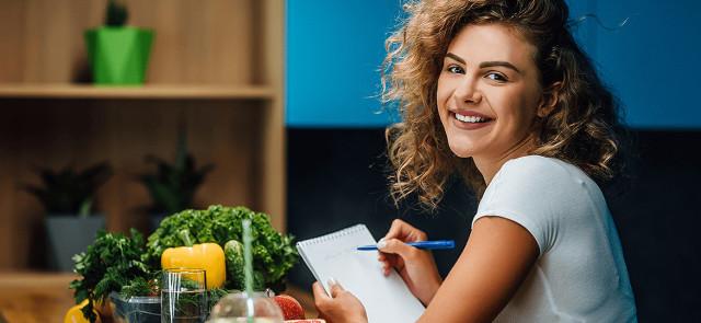 Najczęstsze błędy popełniane podczas układania diety redukcyjnej