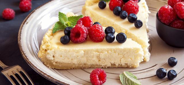 Pięć deserów z wykorzystaniem odżywki białkowej