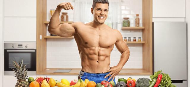 Jak jeść, by przyspieszyć rozwój siły?