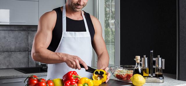 Dieta aktywnego mężczyzny - zasady, efekty, jadłospis