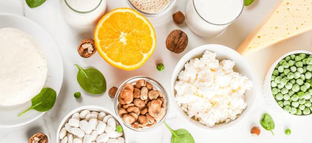 Źródła wapnia w diecie wegańskiej