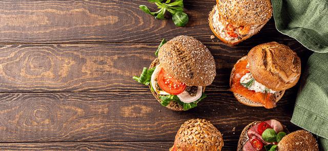 Top 5 wysoko proteinowych kanapek