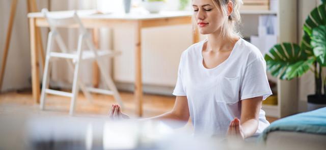 Medytacja, jako sposób na redukcję stresu i zwalczanie lęków