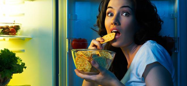 Jak jeść, żeby wieczorem nie było ssania na węgle