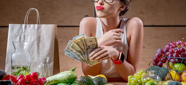 Jak jeść zdrowo nie bankrutując?