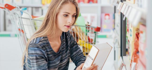 Jak czytać etykiety żywności?
