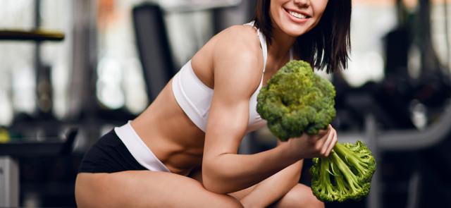 Dieta wegańska w sporcie - o co w tym chodzi?