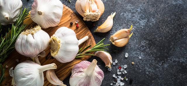 5 powodów, dla których czosnek jest zdrowy dla Twojego serca