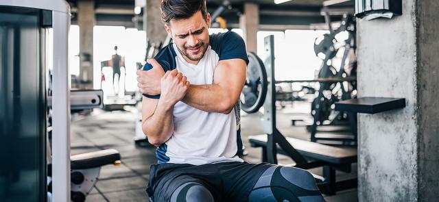 DOMS - opóźniona bolesność mięśni