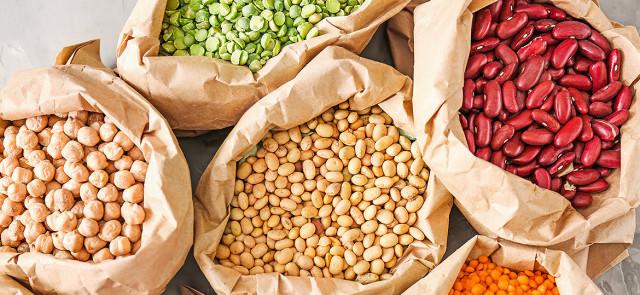 Rośliny strączkowe jako źródło białka - plusy i minusy