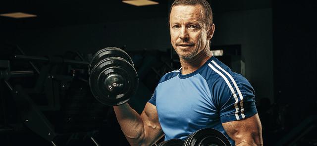 Co zrobić, by ciężko wypracowana masa mięśniowa nie znikała?