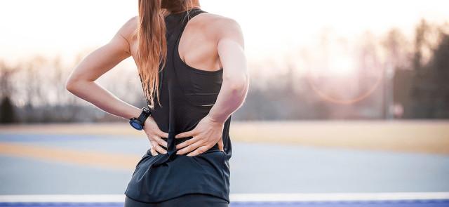 Skąd się bierze ból pleców?