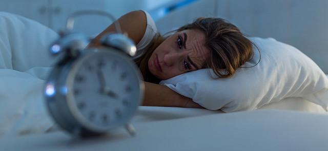 Bezsenność - jak sobie z nią radzić?