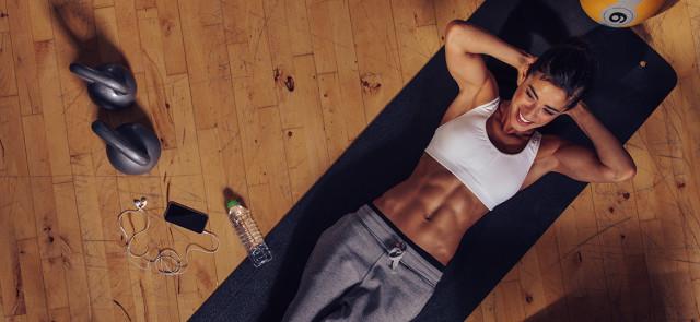 10 wskazówek dla kobiet, które dążą do formy
