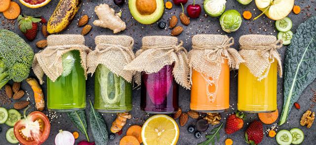 Dieta na bazie soków - zasady, efekty, jadłospis